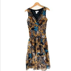 Coldwater Creek floral dress